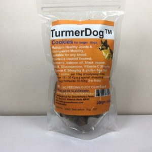 biscuit, coat, dogs, chondroitin, glucosamine, Joints, linseed, Mobility, MSM, salmon oil, skin, treats, TurmerDog, Turmeric, vitality, Turmerdog Cookies