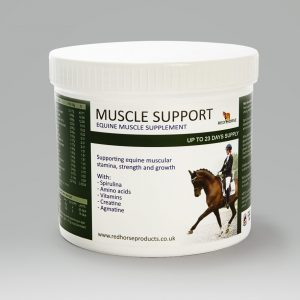 Red Horse, horses, muscles, amino acids, protein, supernutrients