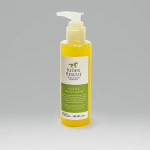 hand wash, myrtle, Myrtle Hand Wash, Red Horse, Rider Rescue, non-drying, gentle, antiseptic