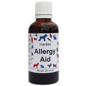 allergies, itchy skin conditions, Phytopet, allergy aid, nettle, eyebright, Chinese skullcap, Huang Qin, gingko, antihistamine, anti-inflammatory