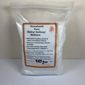 anti-inflammatory, MSM, joints, mobility, horses, veterans, cartilage, connective tissue, bones, skin, coat, hair, MSM powder